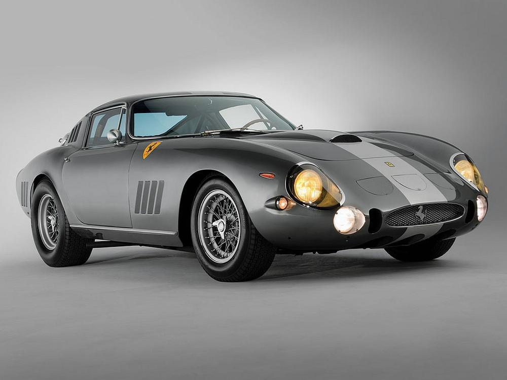 Bild zu Ferrari 275 GTB C Speciale