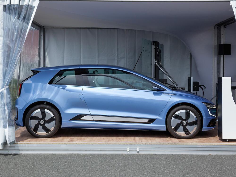 Bild zu VW Gen.E