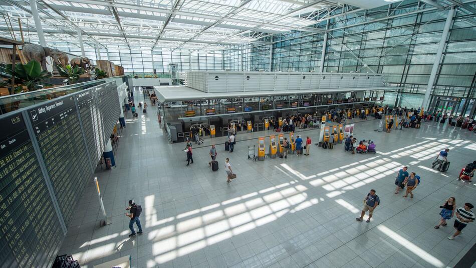 Nach Sicherheitschaos am Munich Airport - Aufräumarbeiten