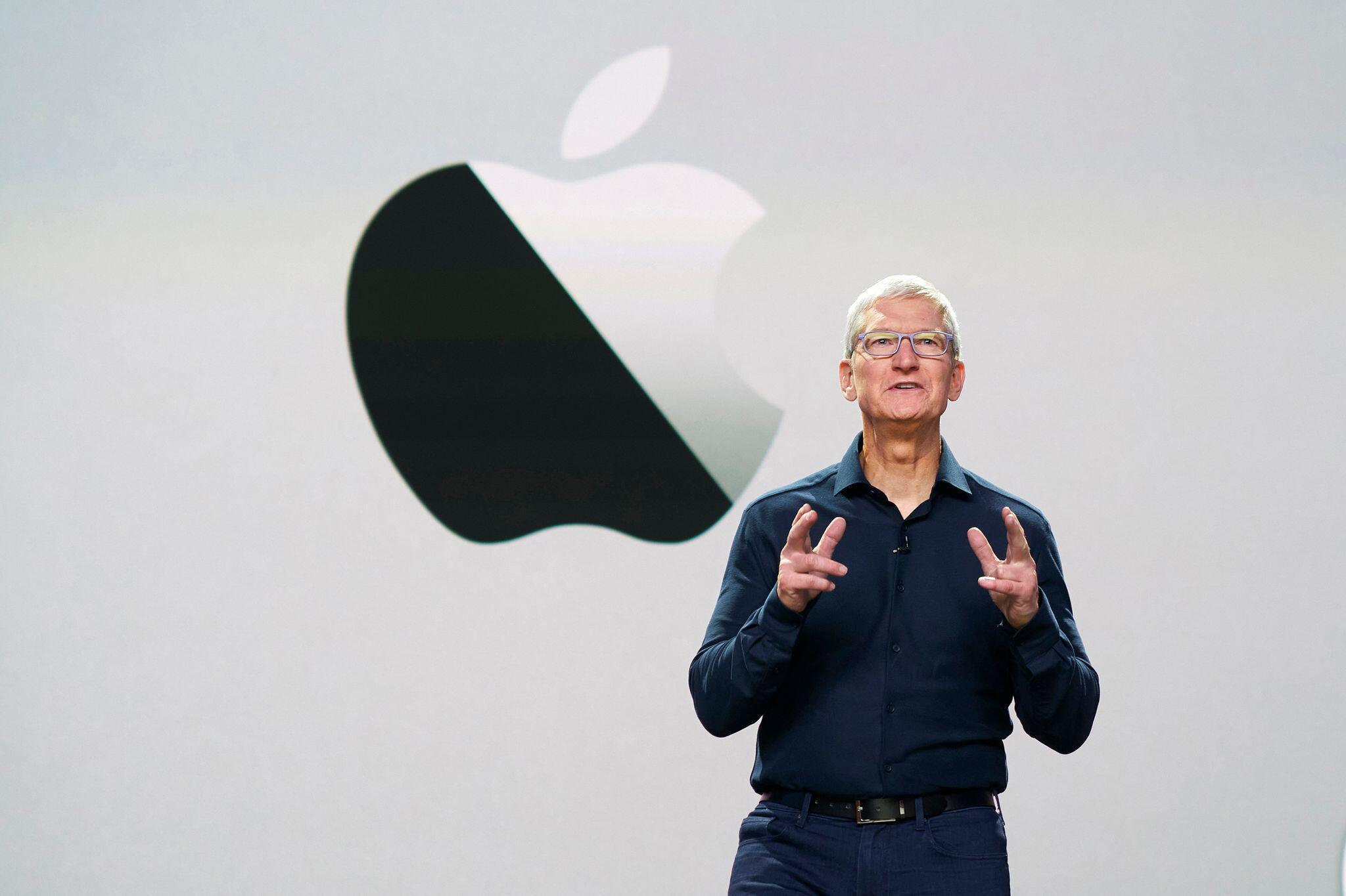 Bild zu Apple, WWDC, Tim Cook