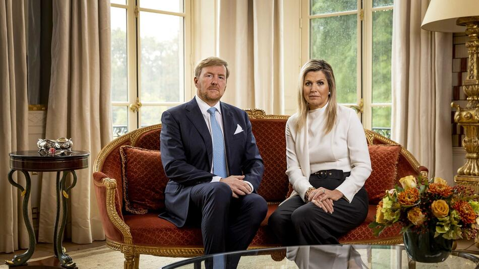 Niederländischen Königspaars