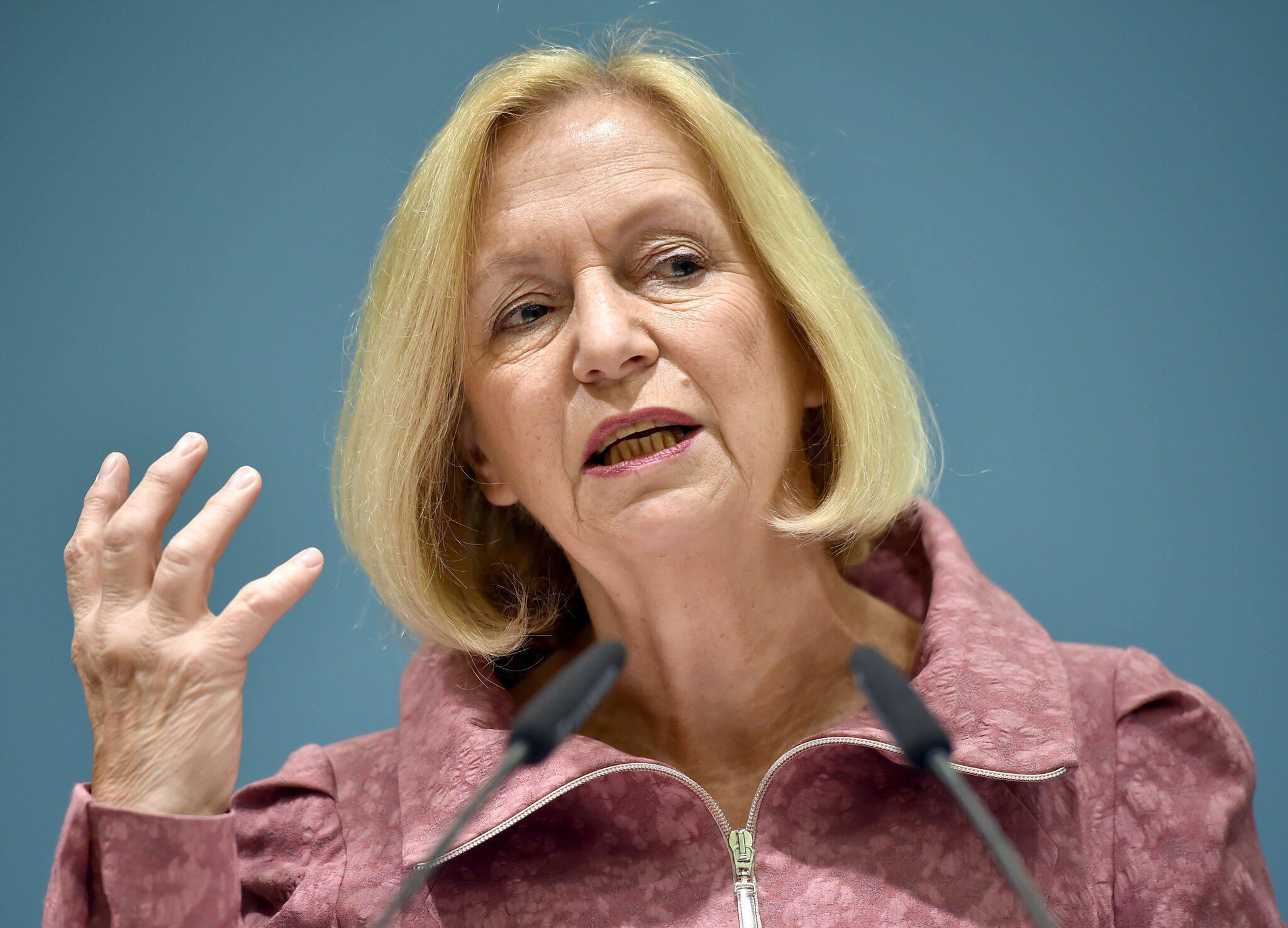 Bild zu Johanna Wanka (CDU)