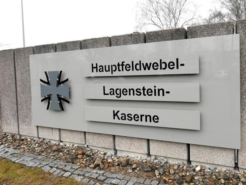 Bild zu Hauptfeldwebel-Lagenstein-Kaserne