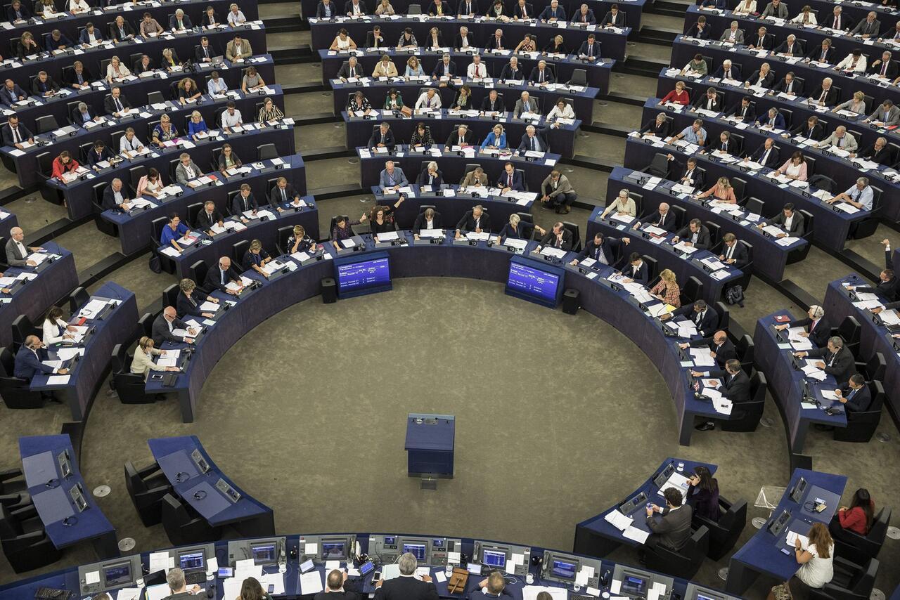 Bild zu EU-Parlament