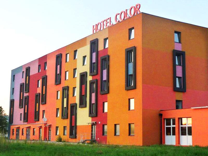 Bild zu Hotel Color in Bratislava (Slowakei)