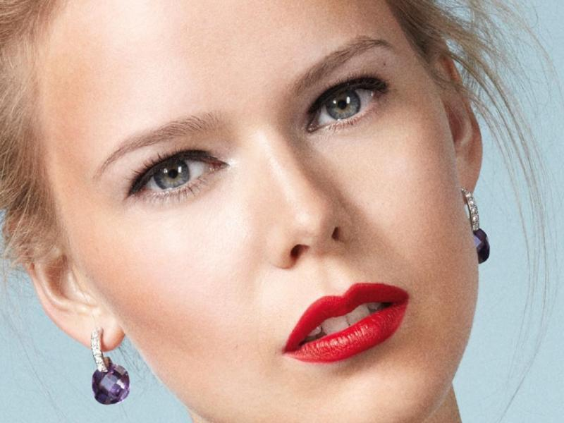 Bild zu Glamouröses Make-up