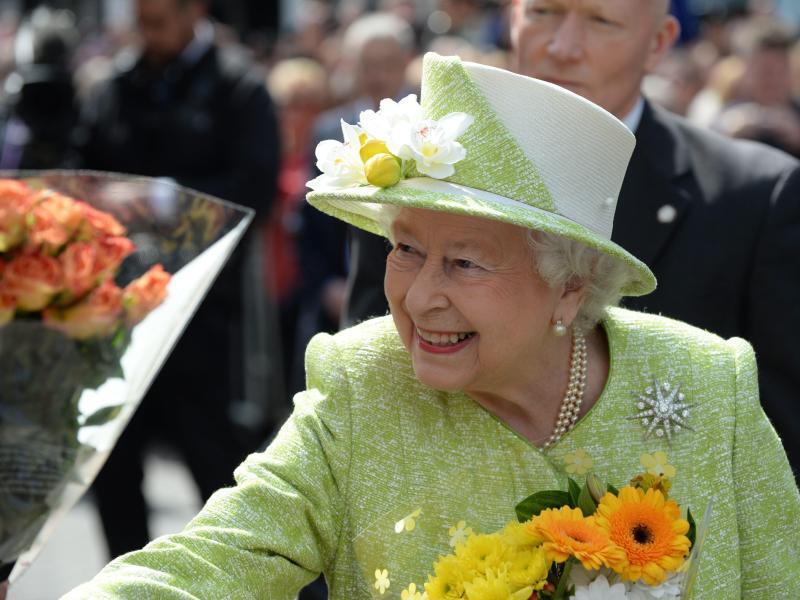 Bild zu Queen Elizabeth