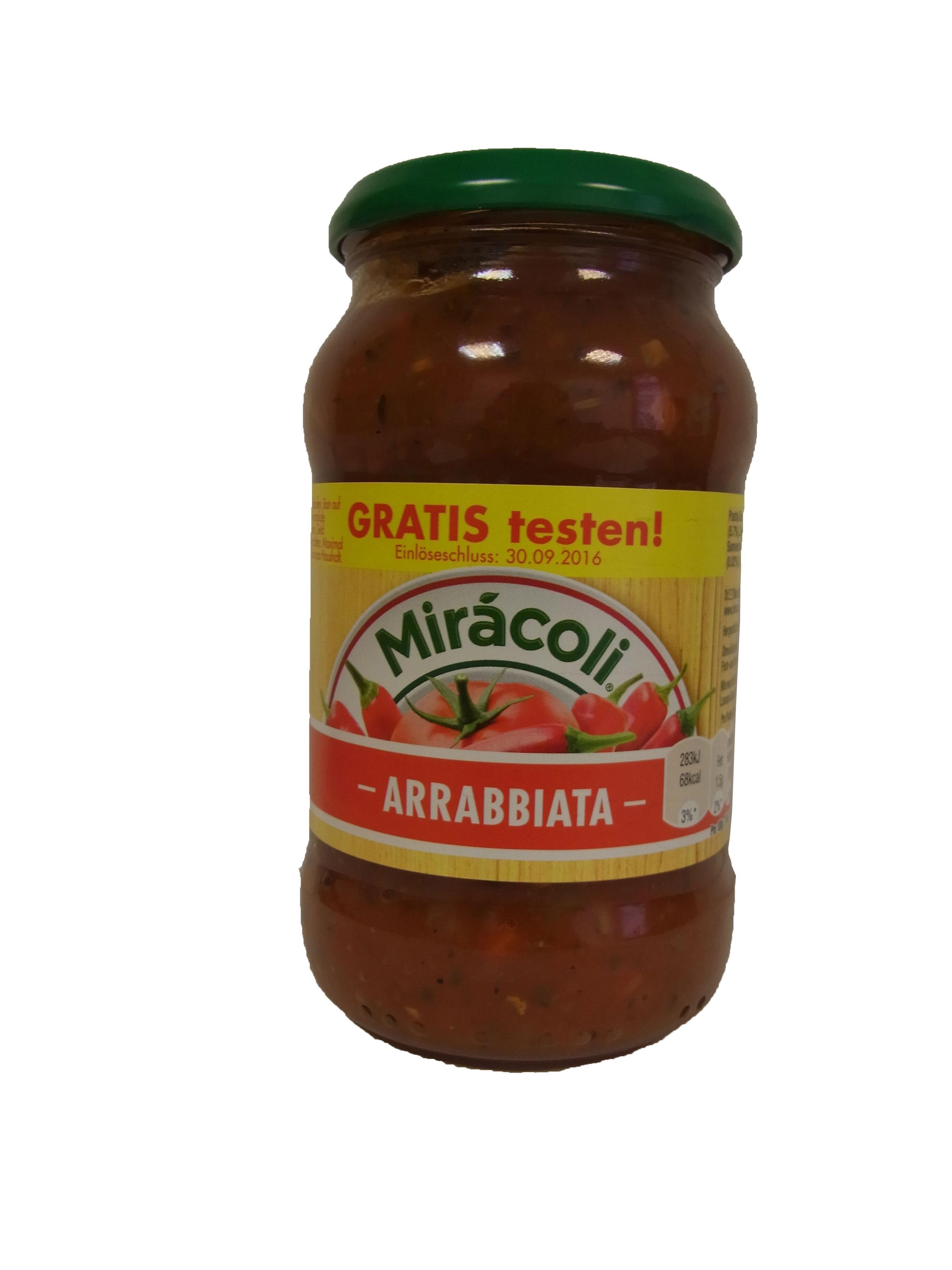 Bild zu Mirácoli Pasta Sauce