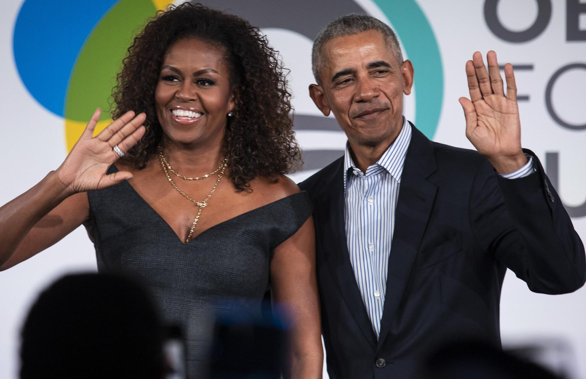Bild zu Berichte: Obamas kaufen Luxus-Strandvilla auf US-Insel