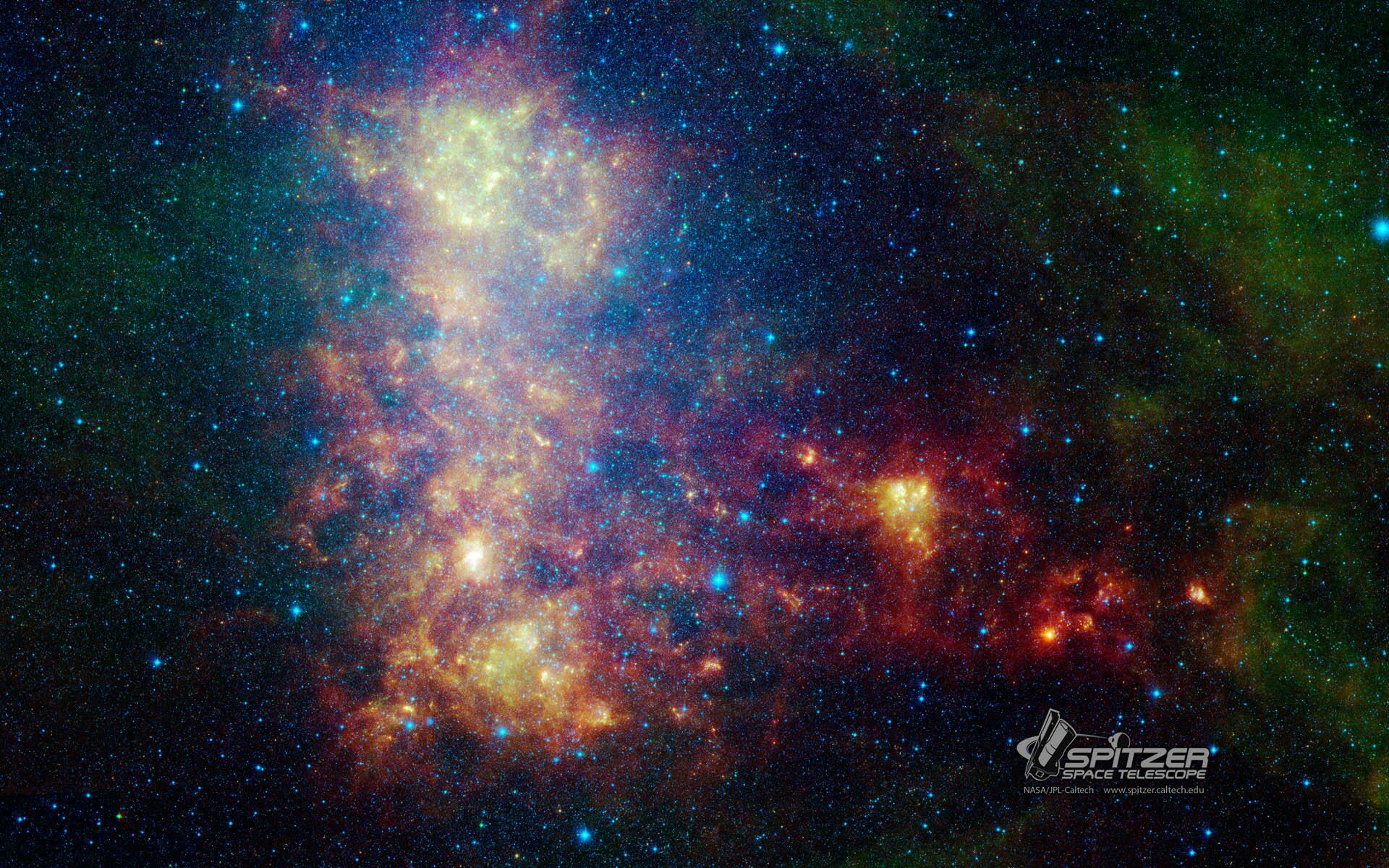 Bild zu kleine Magellansche Wolke