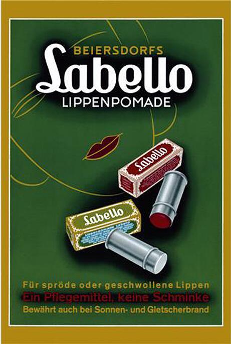 Bild zu Labello-Werbung