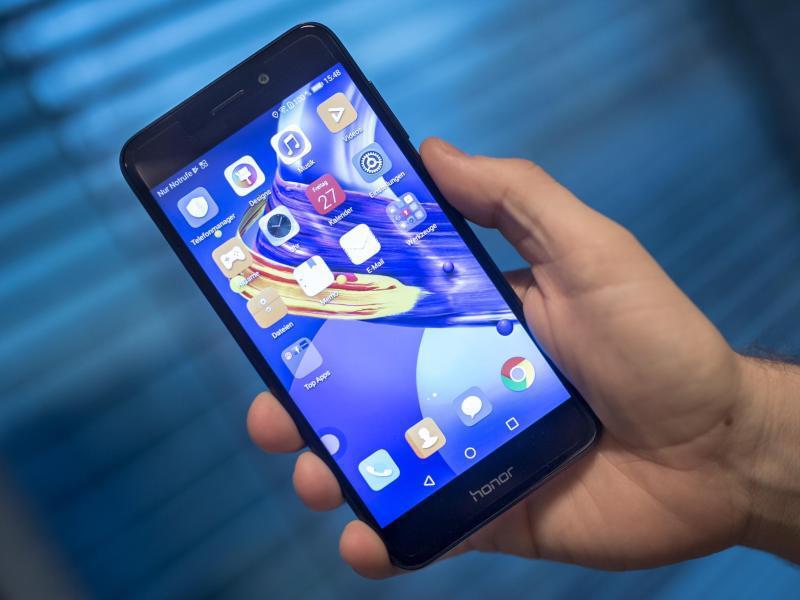 Bild zu Honor bringt Mittelklasse-Androiden 6C Pro