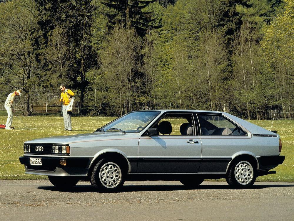 Bild zu Audi Coupé
