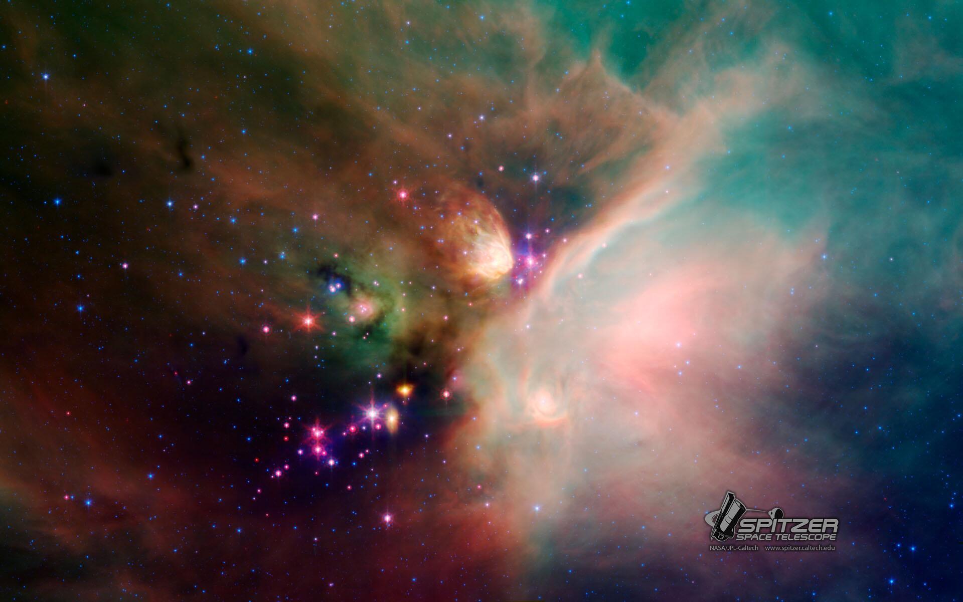 Bild zu Rho-Ophiuchi-Wolke