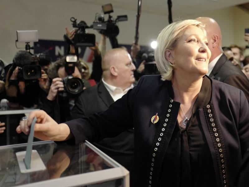 Bild zu Parteitag der Front National