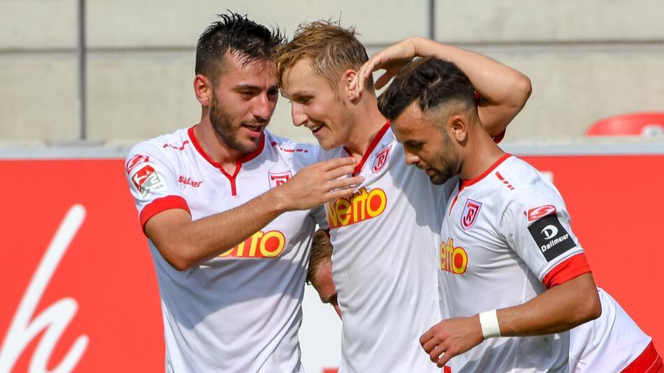 Jahn Regensburg - FC Ingolstadt 04