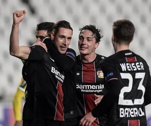 AEK Larnaca - Bayer Leverkusen