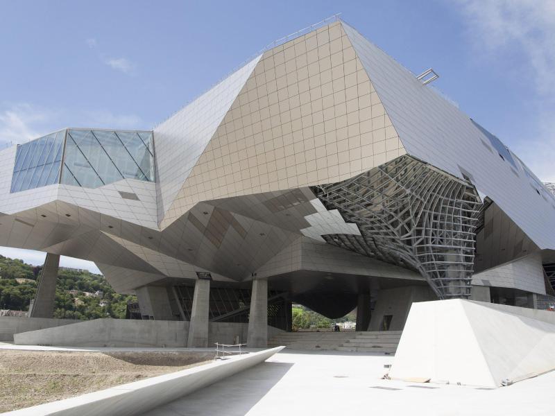 Bild zu Musée des Confluences Opening