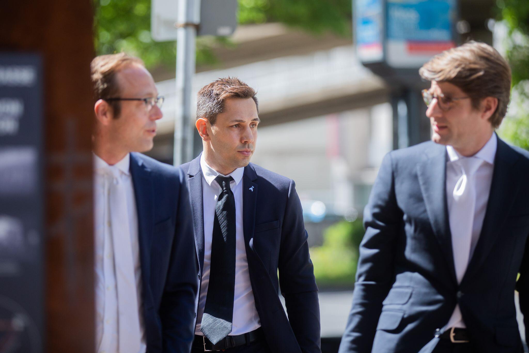 Bild zu Felix Sturm vor Gericht - Urteil