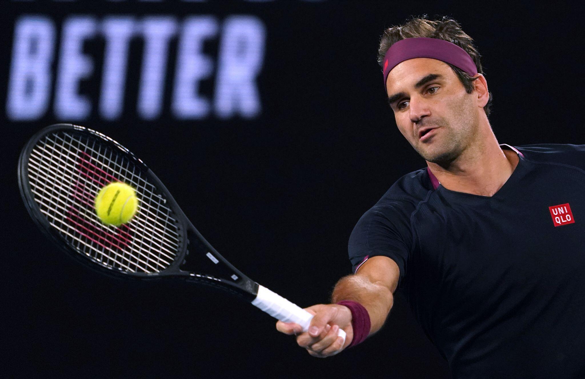 Bild zu Tennisstar Federer spielt erst 2021 wieder