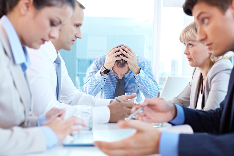 Bild zu Chef, Fehler, Motivation, innere Kündigung