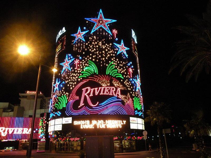 Bild zu Riviera Hotel & Casino in Las Vegas (USA)