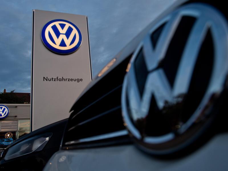 Bild zu Volkswagen-Händler