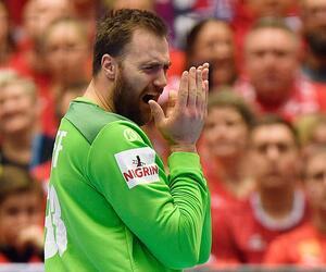 Handball-WM 2019, Handball-WM, Handball, Andreas Wolff, Deutschland - Frankreich, Spiel um Platz