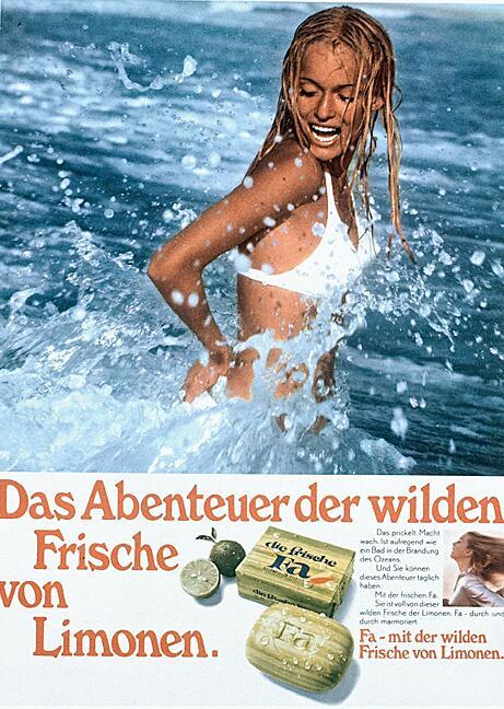 Bild zu Fa-Werbung