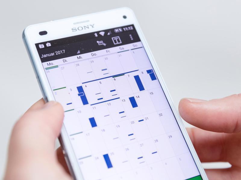 Bild zu Kalender-App