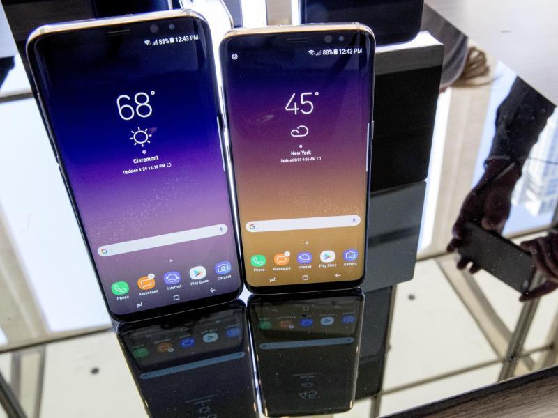 Bild zu Samsung präsentiert Galaxy S8