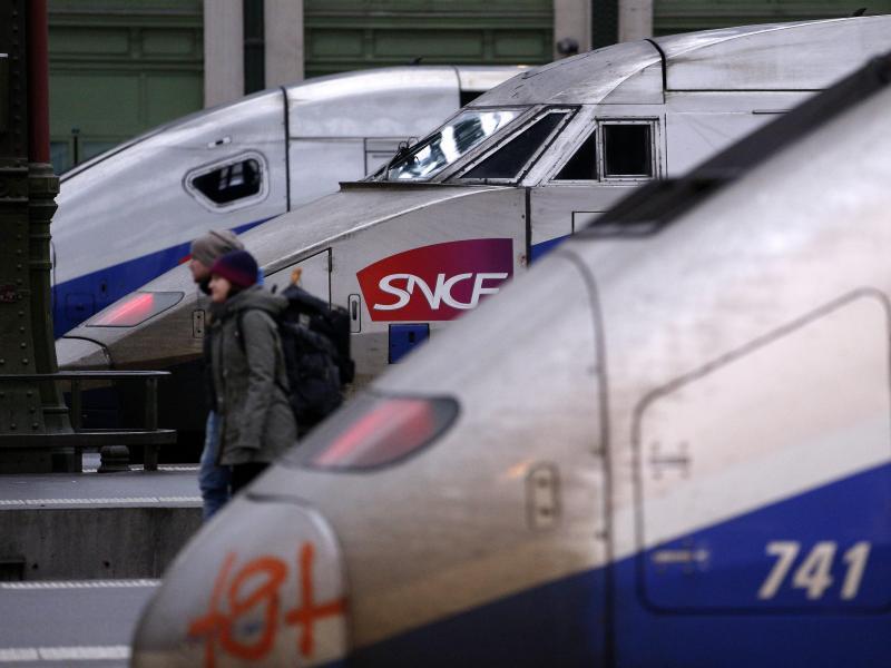 Bild zu SNCF-Züge
