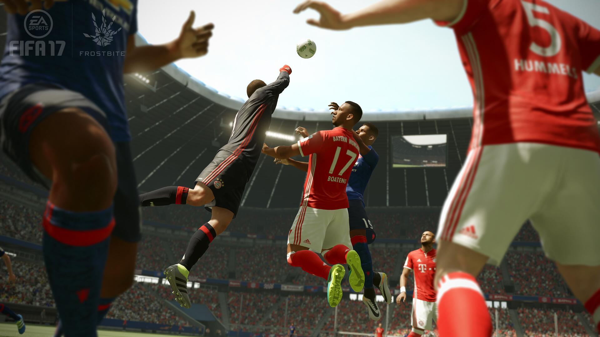 Bild zu Fifa 17