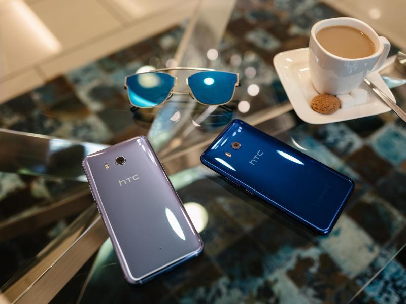 Bild zu HTC Smartphone U11