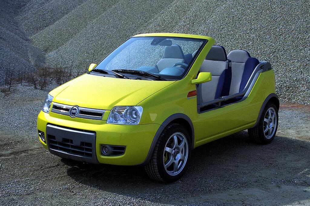 Fiat Marrakech Concept (2003)