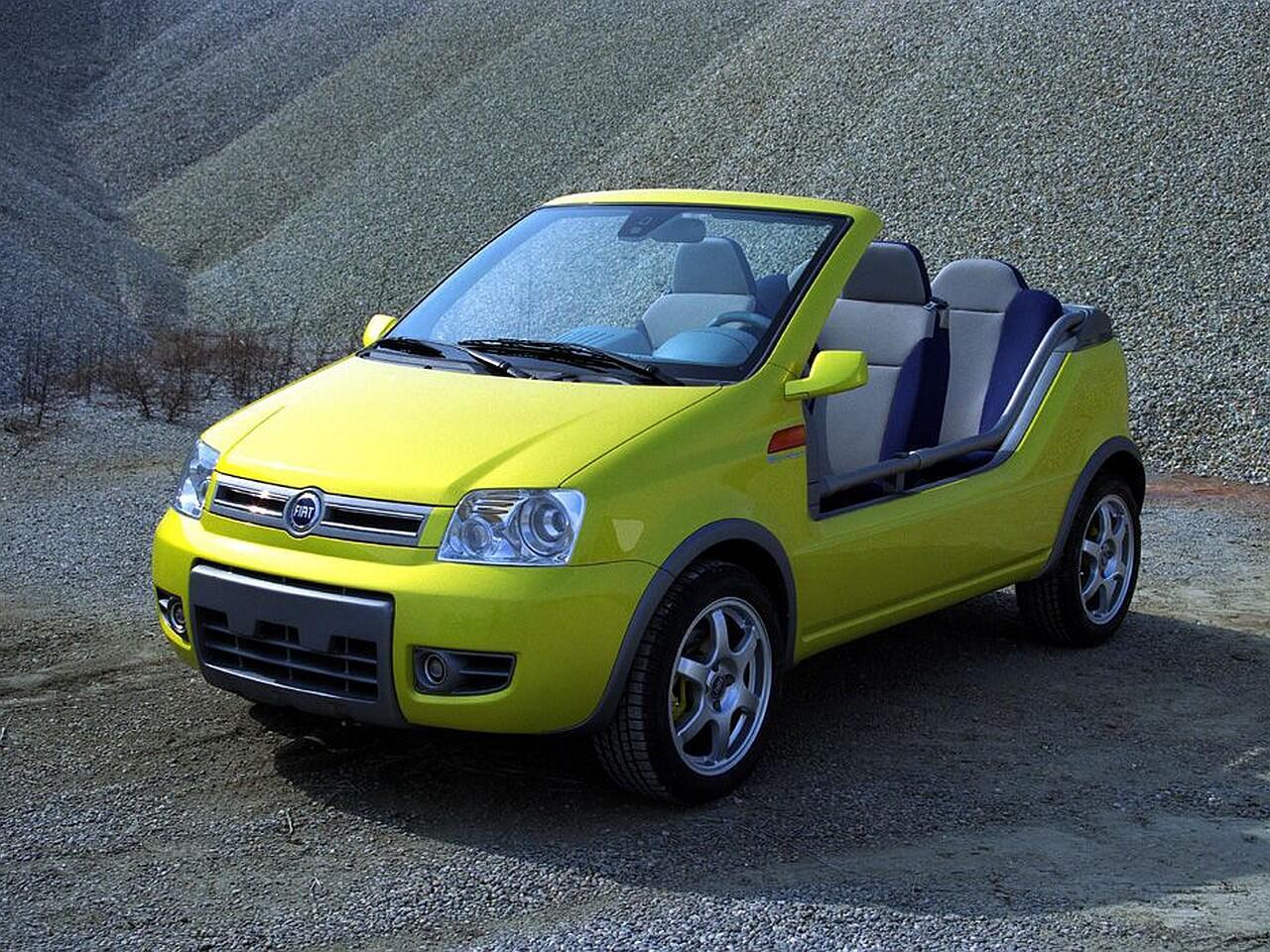 Bild zu Fiat Marrakech Concept (2003)