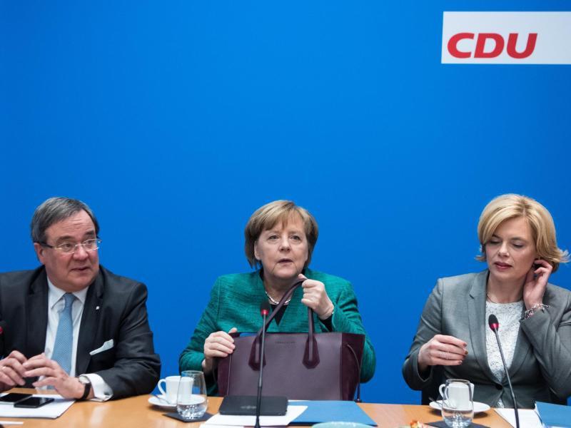 Bild zu CDU-Parteigremien