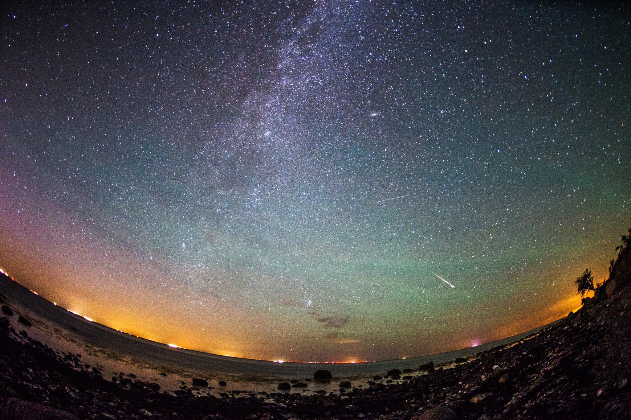 Bild zu Sternschnuppen