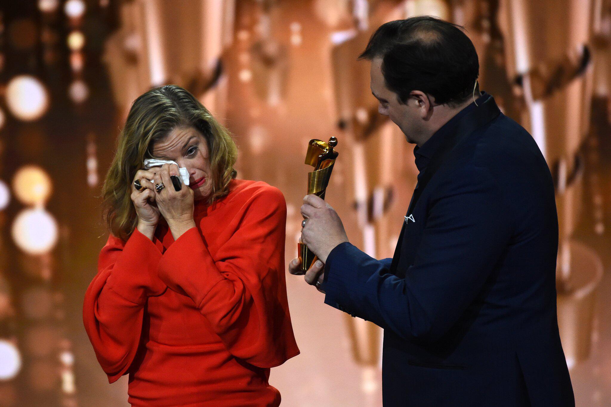 Bild zu Verleihung Deutscher Filmpreis 2018
