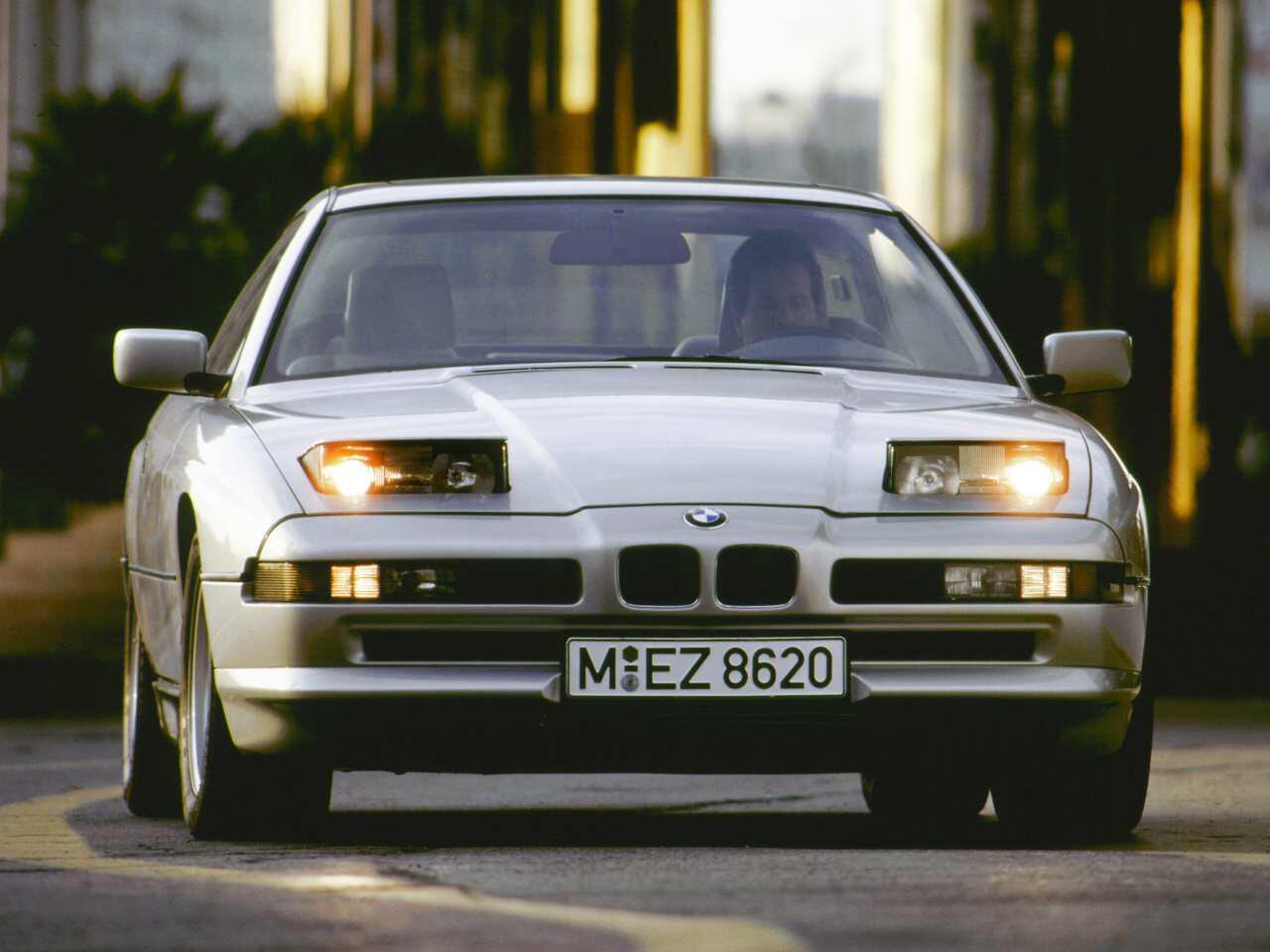 Bild zu BMW 8er (E31)