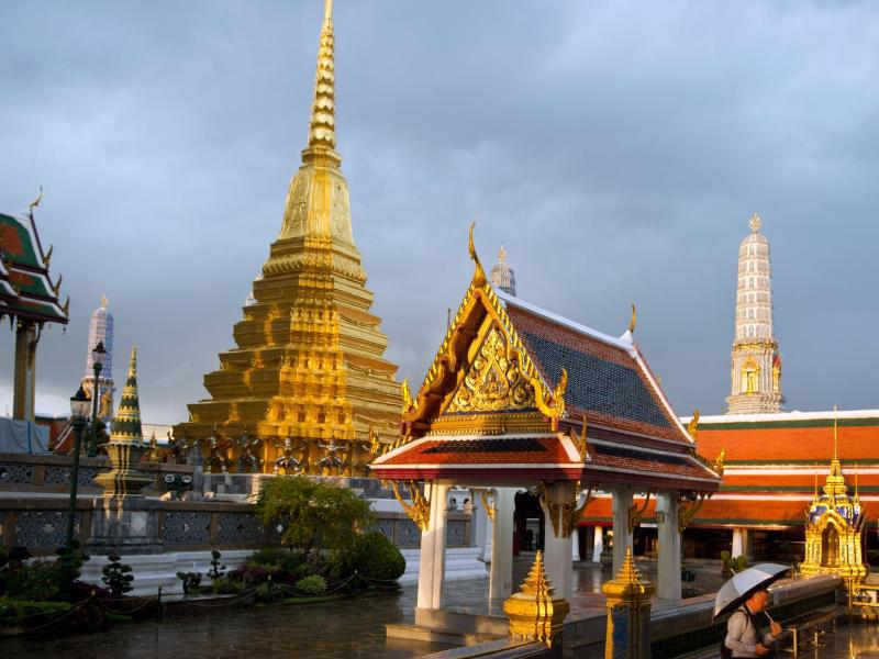 Bild zu Königspalast in Bangkok