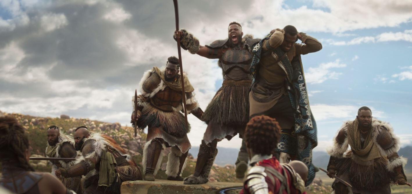 Bild zu Black Panther