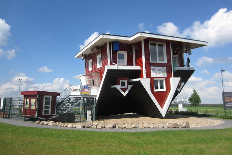 """Bild zu """"Das verrückte Haus"""" in Bispingen"""