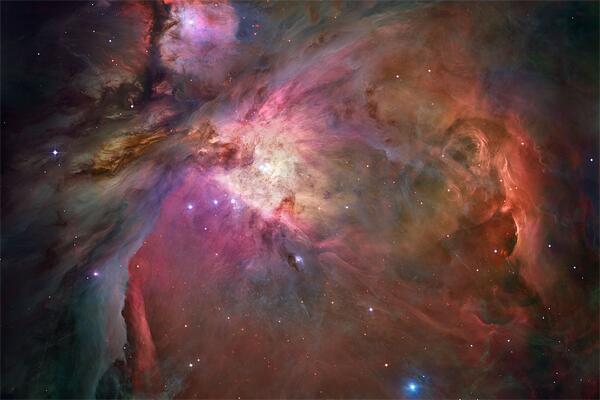 Bild zu Orion-Nebel