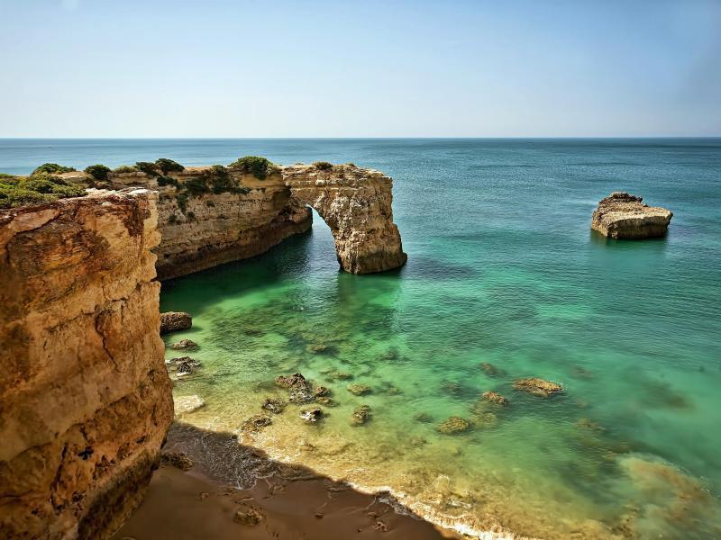 Bild zu Portugiesische Algarve