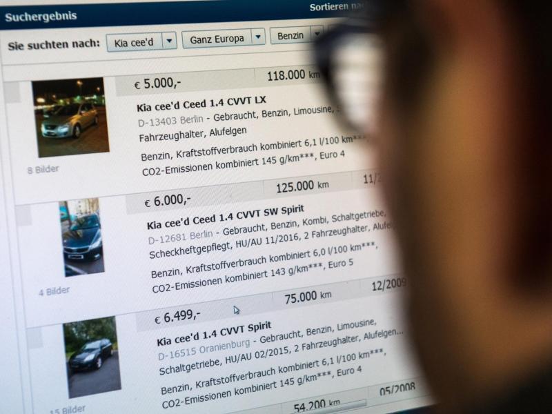 Bild zu Onlineplattform für Gebrauchtwagen