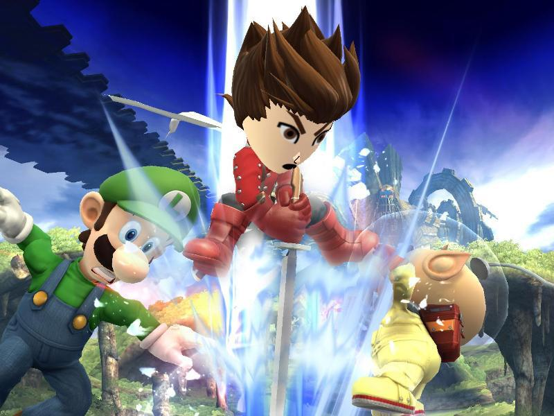 Bild zu «Super Smash Bros.»