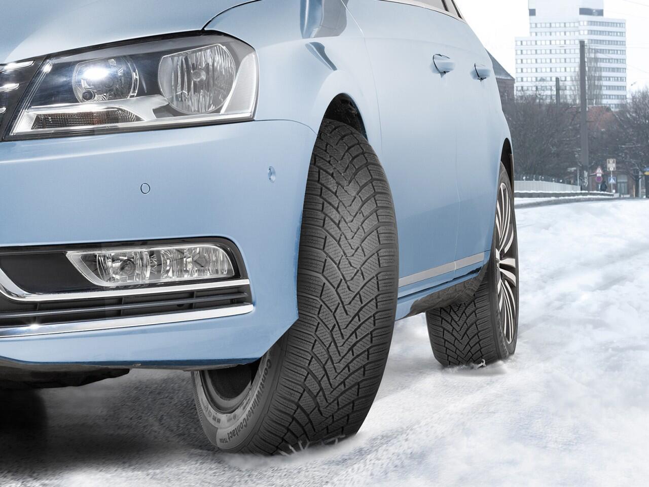 Bild zu Autofahren bei Schnee wird schnell zur gefährlichen Rutschpartie