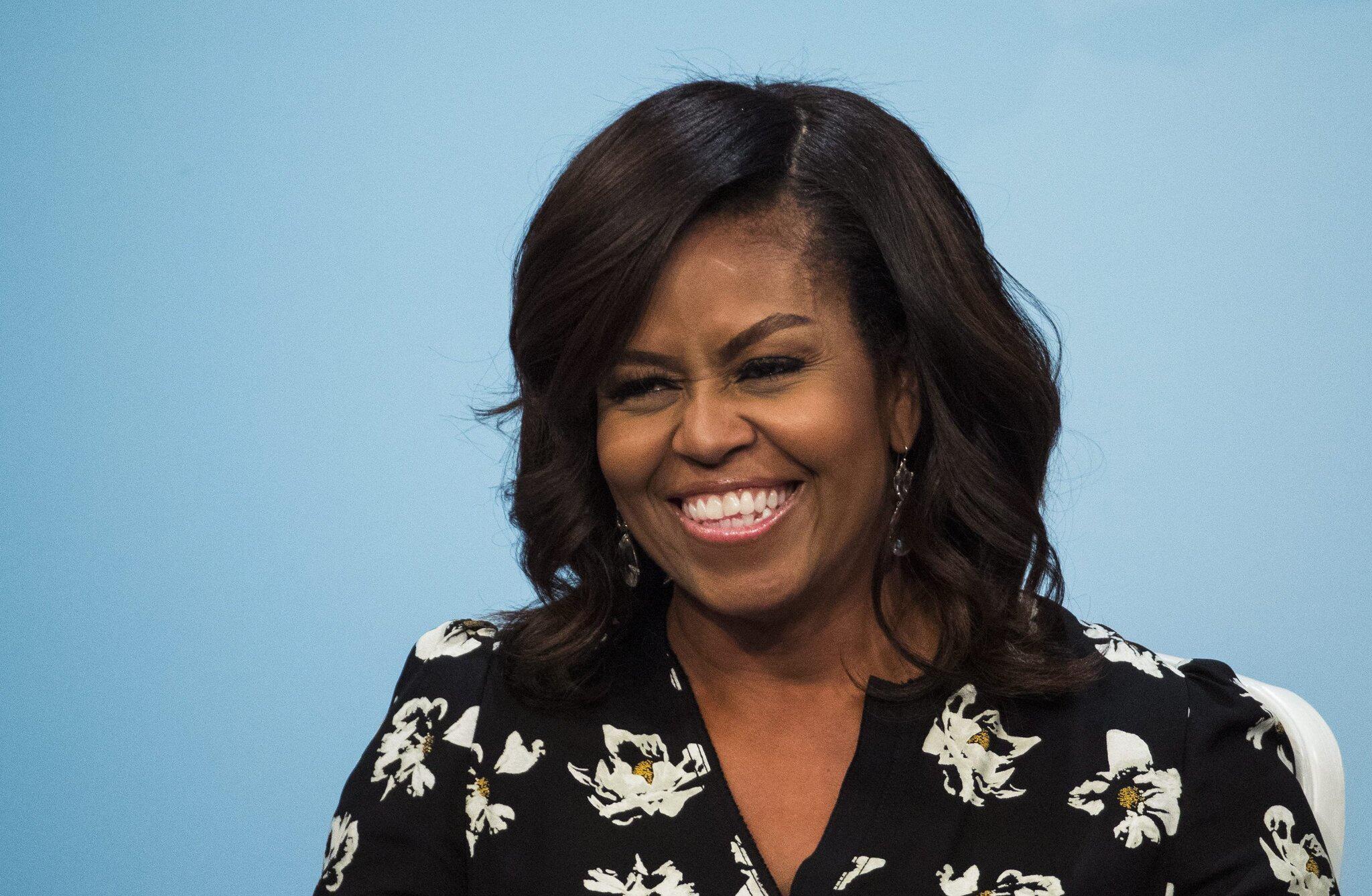 Bild zu Michelle Obama