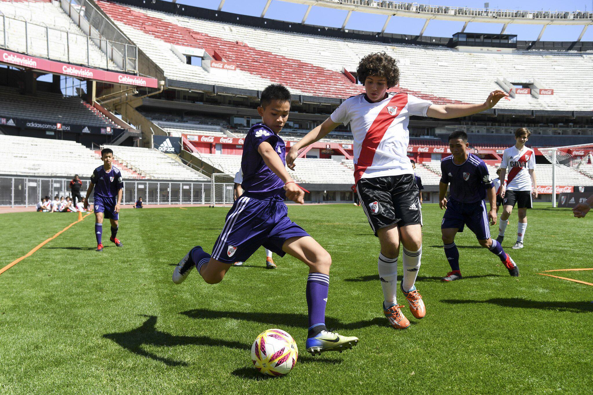 Bild zu Buenos Aires, Olympische Jugendspiele, Wildschweine, Thailand, River Plate, Jugendfußball